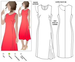 AGNES-DRESS